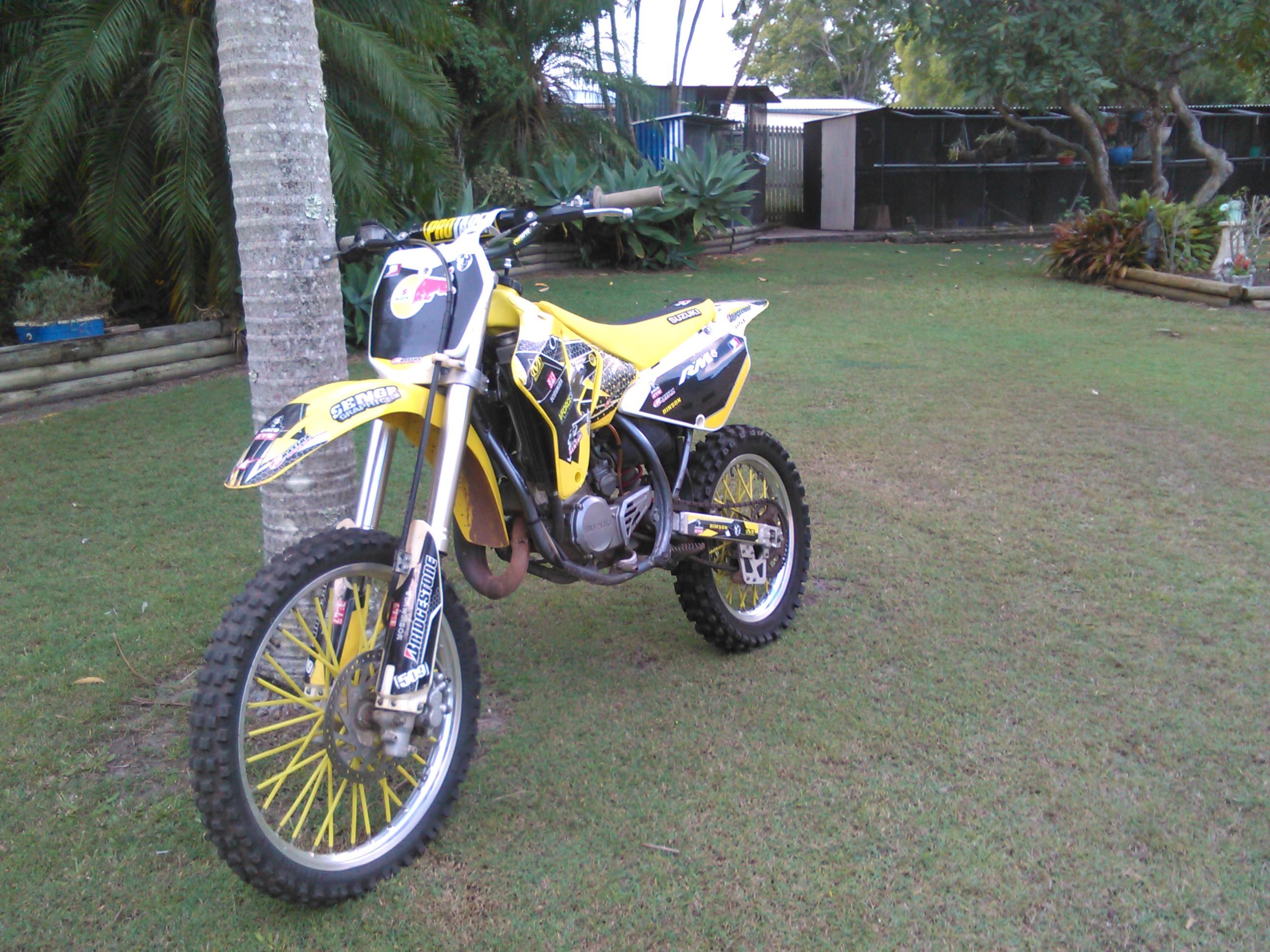 2009 Suzuki Rm85 Bike Sales Qld Fraser Coast 2935733