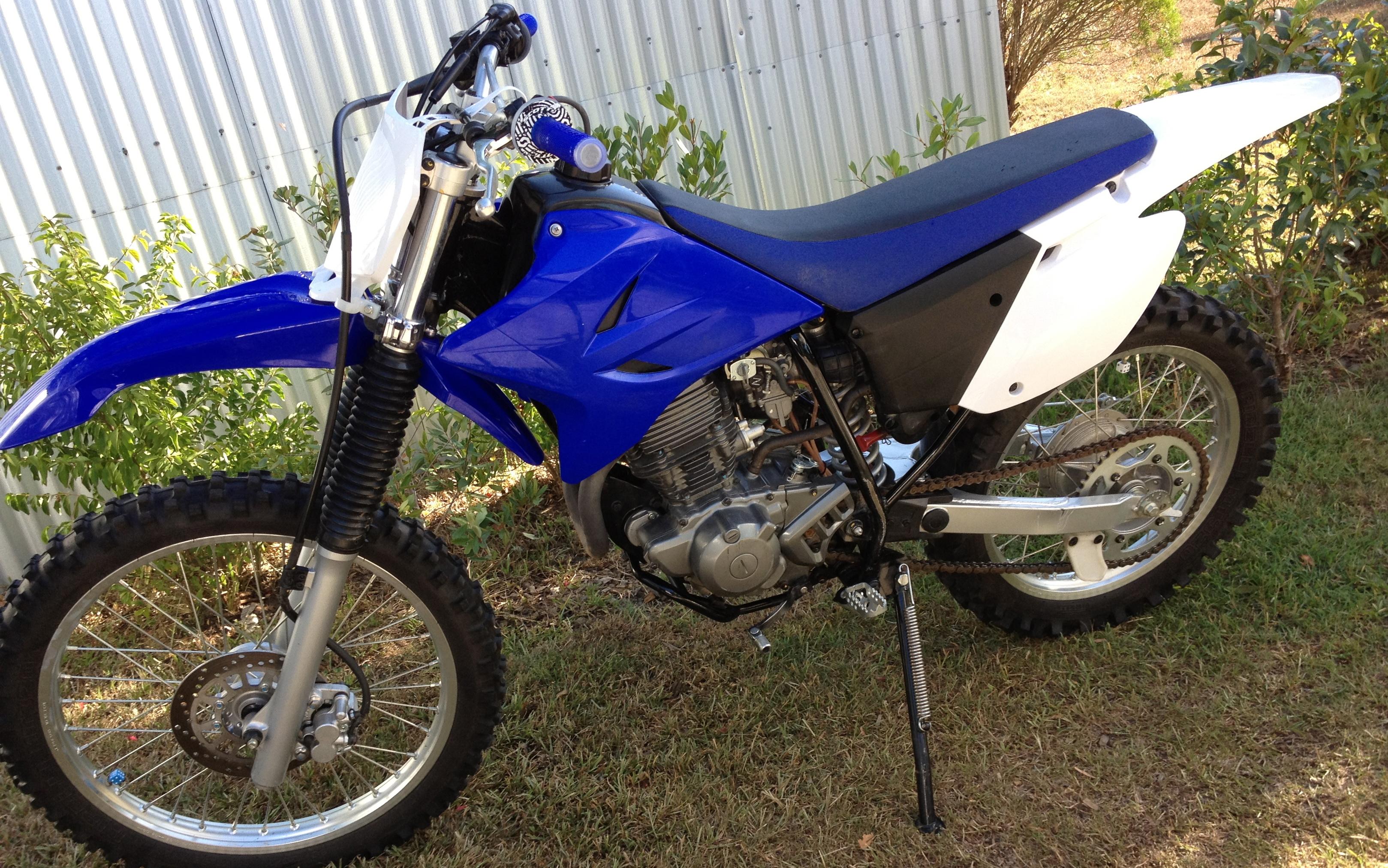 2014 yamaha r230 bike sales qld brisbane south 2921686 for Yamaha ttr 150 for sale