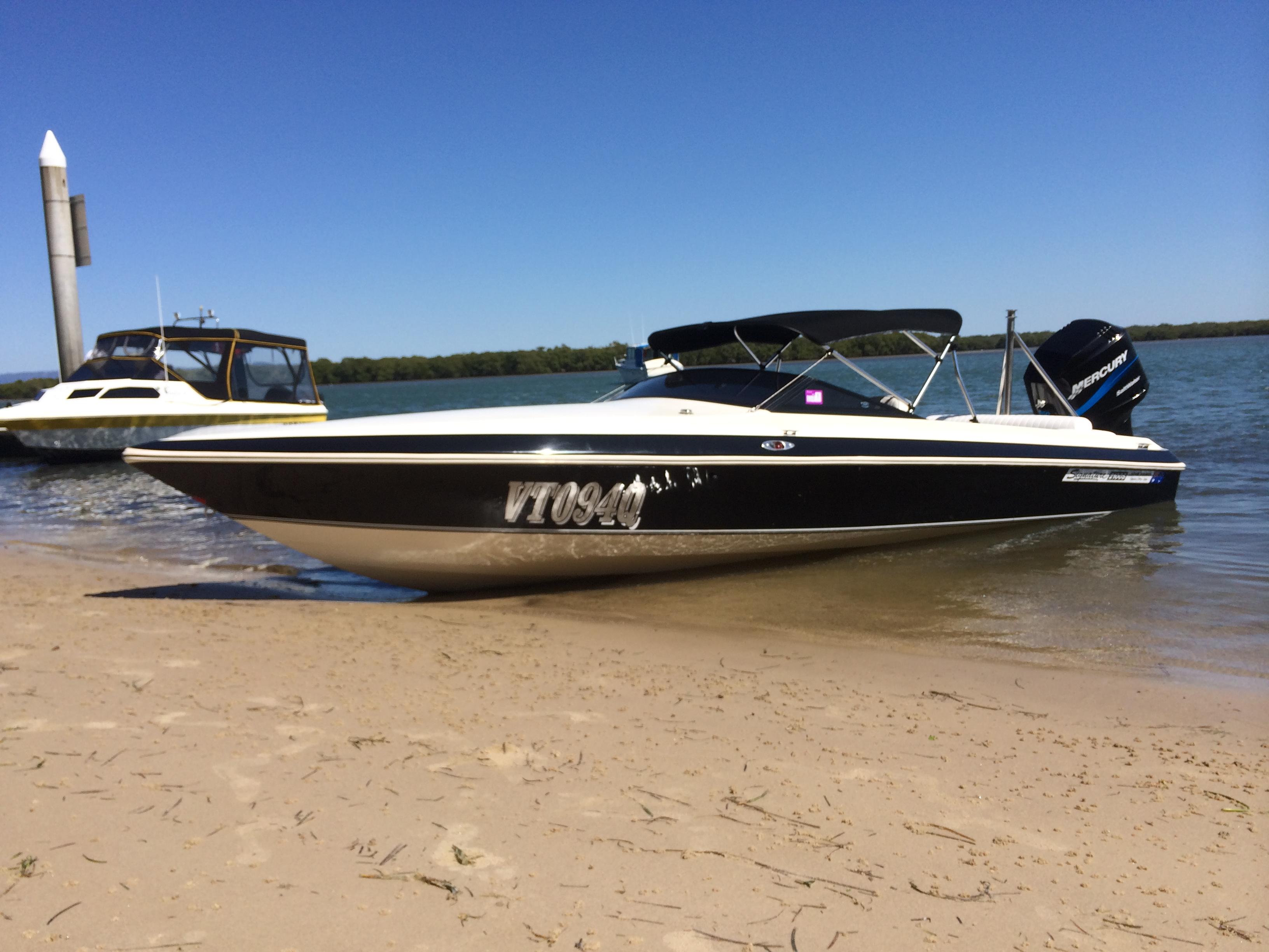 1992 Haines Signature 2100 Boat Sales Qld Brisbane