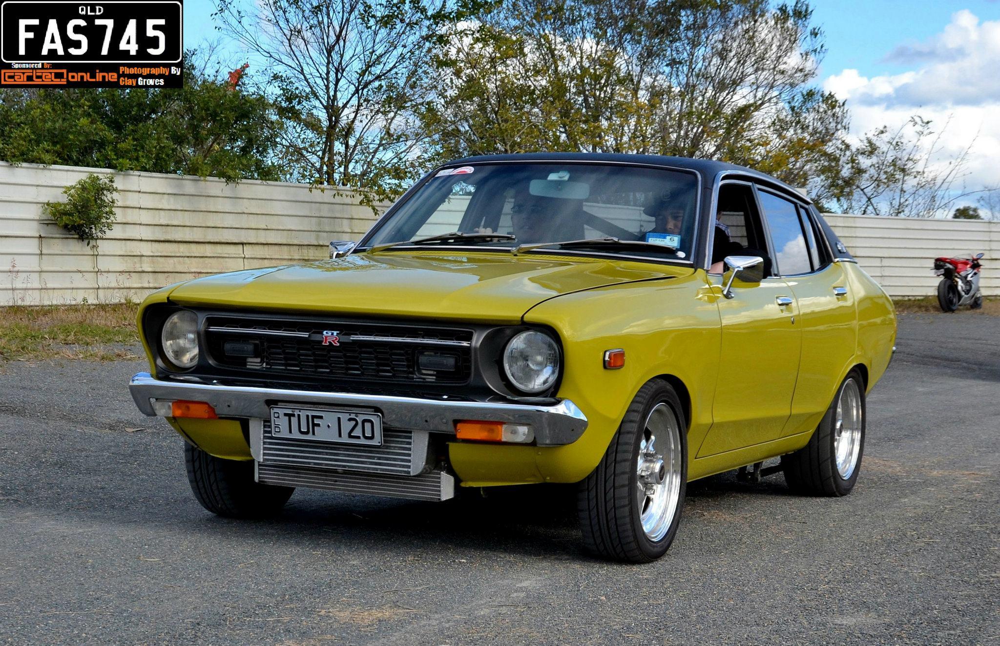1975 Datsun 120y Car Sales Qld Brisbane South 2597783