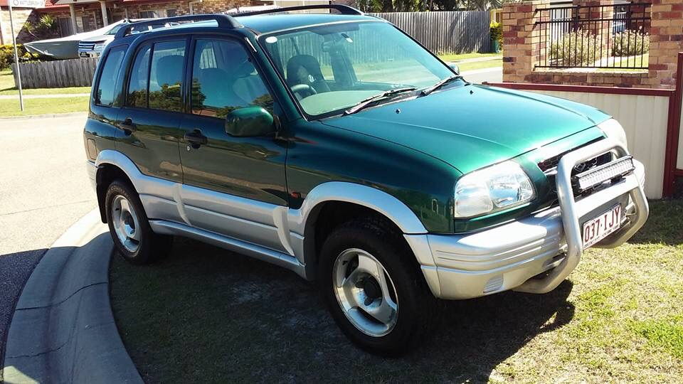 1999 suzuki grand vitara car sales qld gold coast 2700751. Black Bedroom Furniture Sets. Home Design Ideas