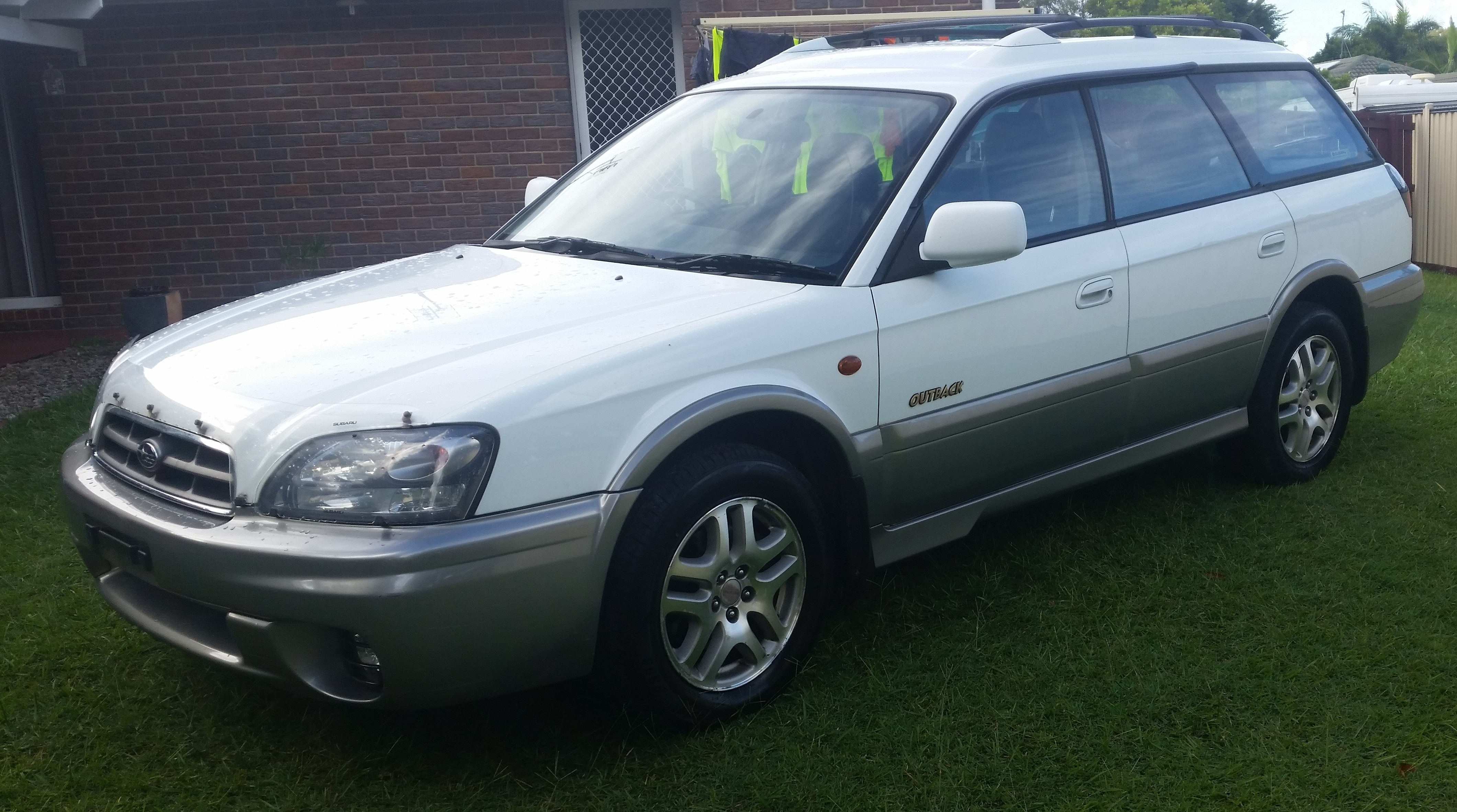 2002 Subaru Outback 2 5i My04 Car Sales Qld Sunshine