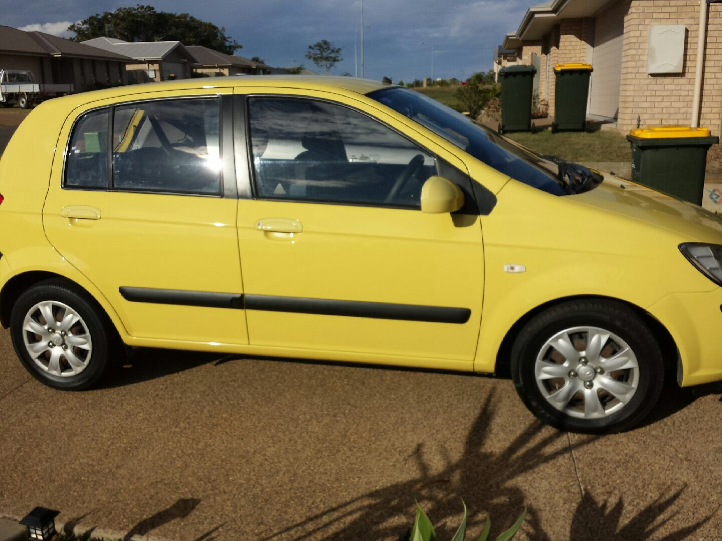 2006 Hyundai Getz 1 6 Tb Upgrade Car Sales Qld