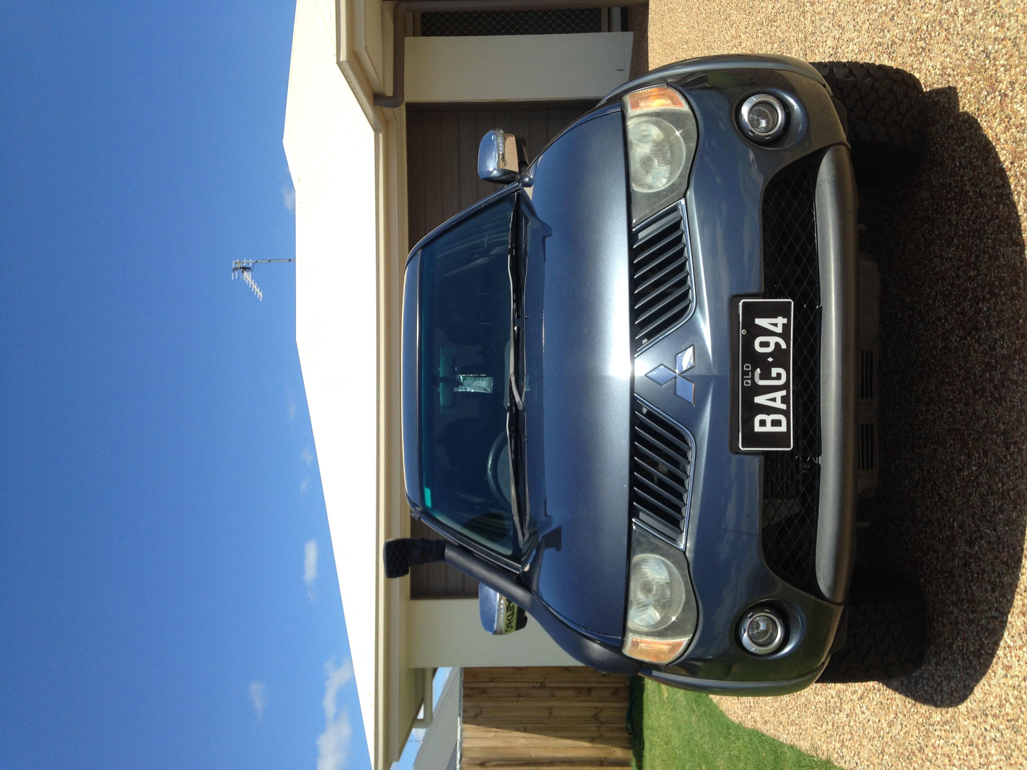 2006 Mitsubishi Triton Glx R 4x4 Ml Car Sales Qld