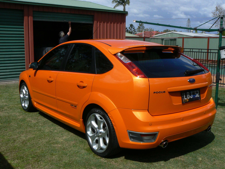 Car Sales Ford Focus Xr