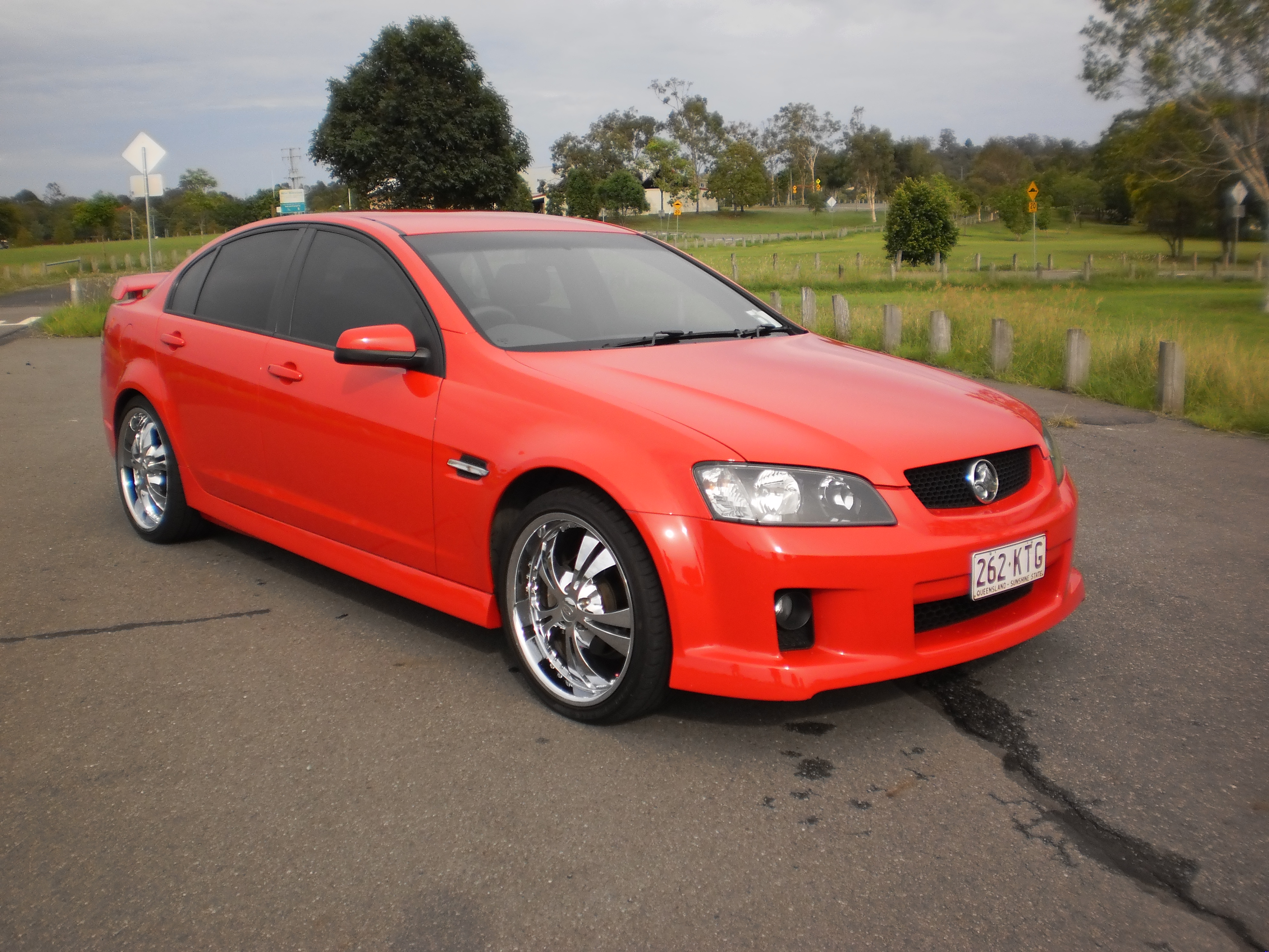 2008 holden commodore sv6 ve carsales qld ipswich 2672579