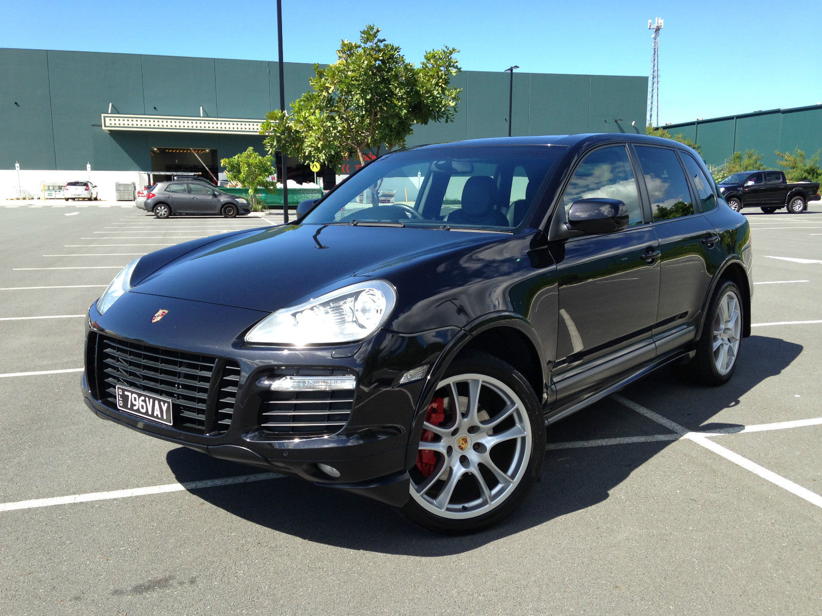 2008 porsche cayenne gts my08 car sales qld brisbane 2918823. Black Bedroom Furniture Sets. Home Design Ideas