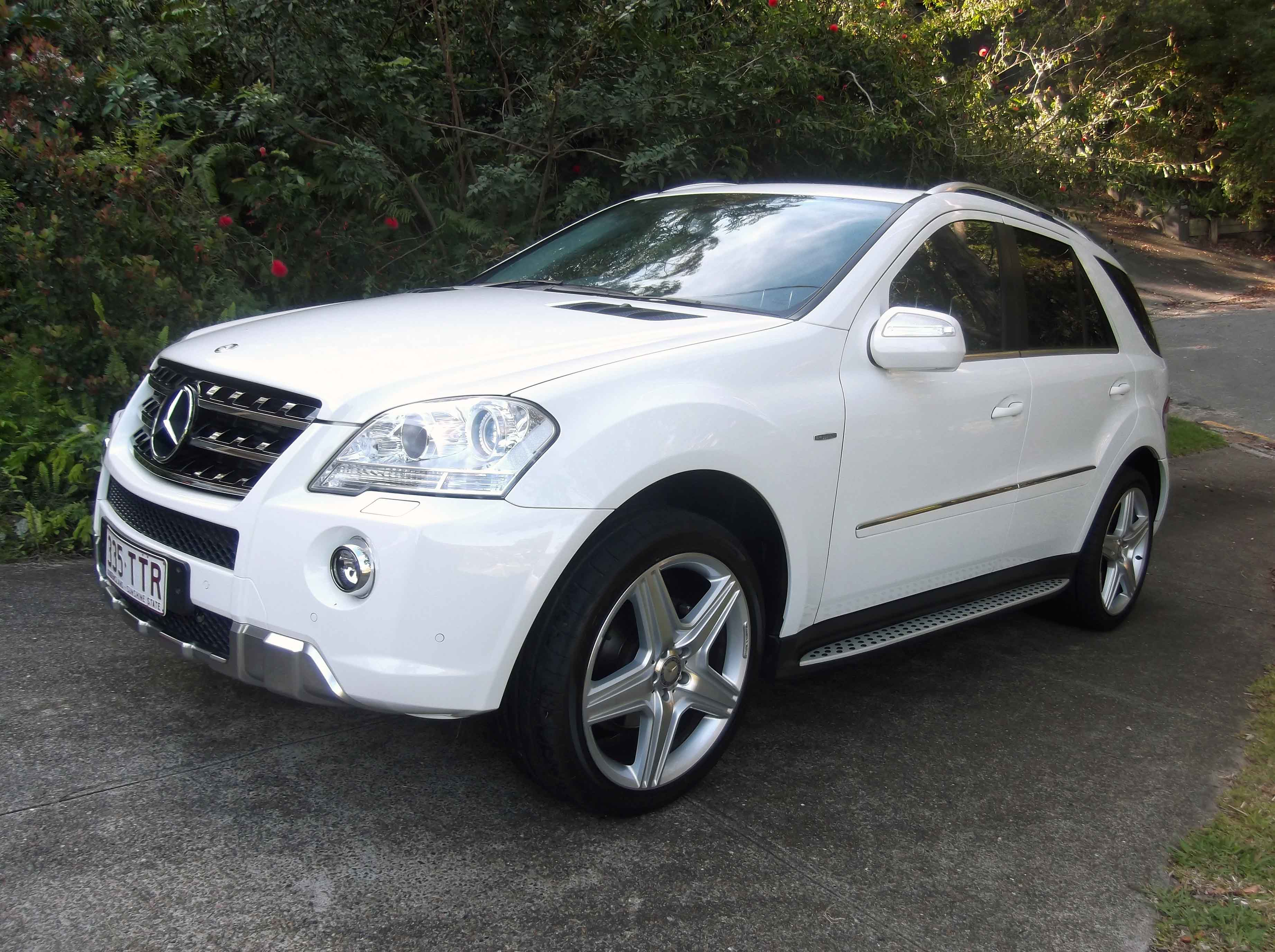 2010 benz ml350 cdi car sales qld brisbane 2764811 for 2010 mercedes benz ml 350