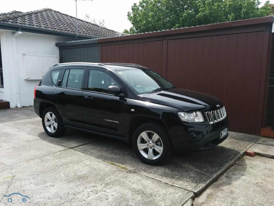 2012 jeep compass sport 4x4 mk my12 car sales vic melbourne 2690922