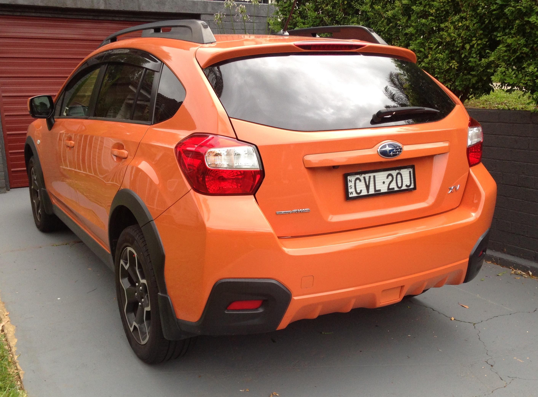 2913777 2012 Subaru Xv 20il For Sale