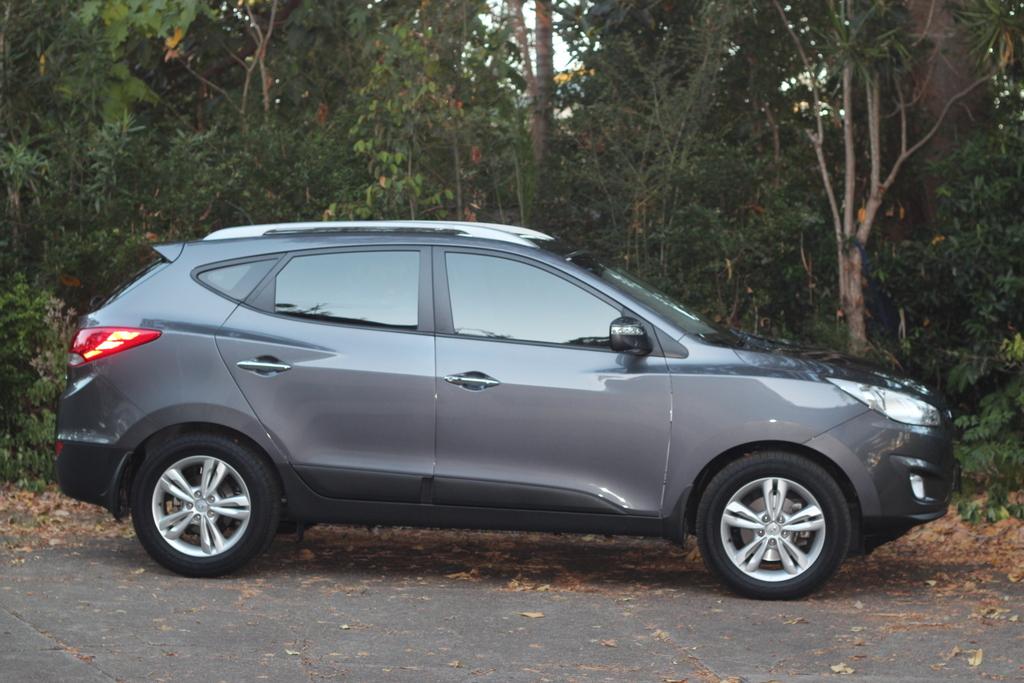 2013 Hyundai Ix35 Elite Awd Lm My13 Car Sales Qld