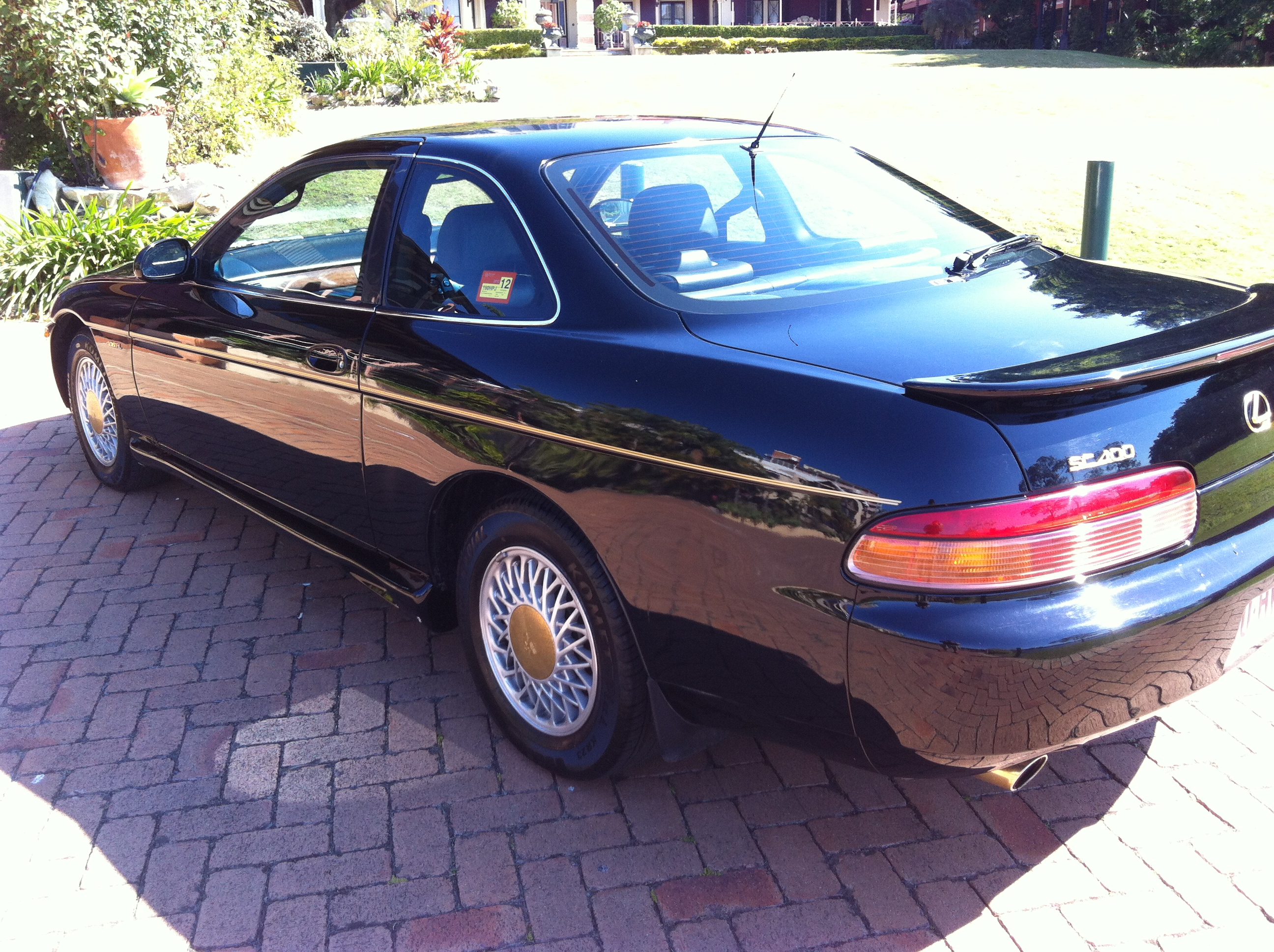 1996 Toyota Soarer Gt Limited Lexus Sc400 For Sale Or